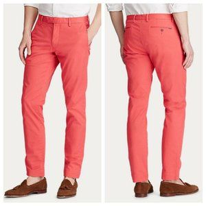 POLO RALPH LAUREN Straight Fit Chino Pants 35x32